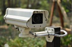 Televisão de circuito fechado (CCTV) Imagens de Stock Royalty Free