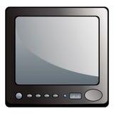 Televisão do LCD Imagens de Stock