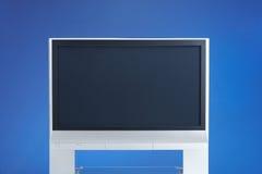 Televisão grande imagem de stock