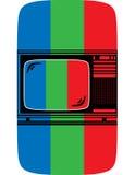 Televisión Imagenes de archivo