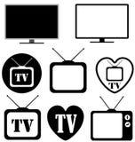televisión Fotos de archivo