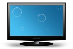 Televisión Foto de archivo libre de regalías