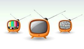 Televisión linda libre illustration