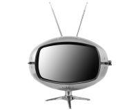 Televisión retra imagen de archivo