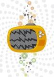 Televisie Stock Illustratie