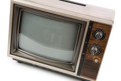 Televisie royalty-vrije stock afbeelding