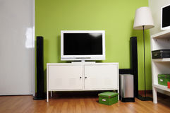 television Royaltyfri Fotografi