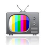 television vektor illustrationer