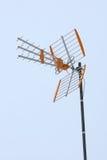 Television antena Royalty Free Stock Image