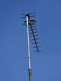 A television antenna Stock Images