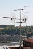 Television Antenna Stock Photography