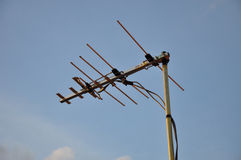 Television Antenna Royalty Free Stock Photos