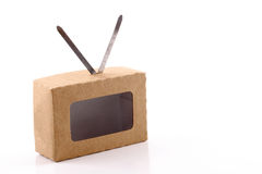 Television box Stock Image