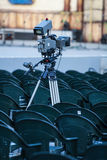 Television Camera Royalty Free Stock Images
