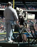 Television Cameraman Royalty Free Stock Images