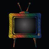 Television Royalty Free Stock Images
