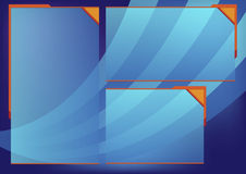 Television Frames Stock Photos