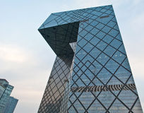 Television Headquarters, Beijing Royalty Free Stock Photos