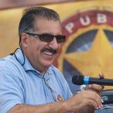 Television Host Fernando Fiore Stock Photos