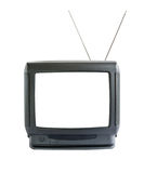 Television isolated Stock Photography