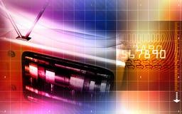Free Television Monitor Stock Image - 8040361