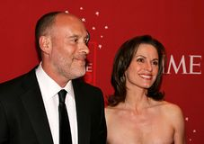 Elizabeth Vargas and Marc Cohn. Television news and documentary personality Elizabeth Vargas arrives on the red carpet with her then husband, Marc Cohn, inside Stock Images