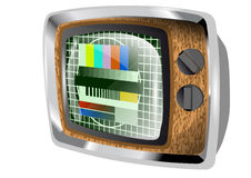 Television Stock Image