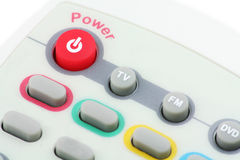 Television remote Royalty Free Stock Image