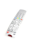 Television remote control. Royalty Free Stock Images