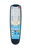 Television remote control. Royalty Free Stock Photos