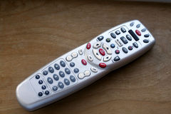 Television Remote Control Stock Photos