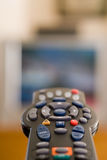 Television Remote Control Royalty Free Stock Photography