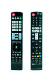 Television remote control Royalty Free Stock Photos