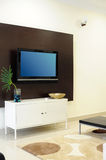 Television room Stock Photography