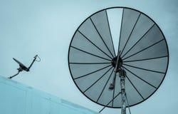 Television Satellite Stock Image