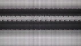 Television Screen Digital Pixel Snow Noise. Unique design abstract television screen digital pixel snow noise caused by bad signal reception glitch error video royalty free stock photography