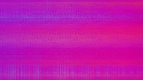 Television Screen Digital Pixel Snow Noise. Unique design abstract television screen digital pixel snow noise caused by bad signal reception glitch error video stock image