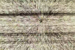 Television screen with static noise caused by bad signal recepti Royalty Free Stock Images