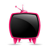 Television set Stock Photography