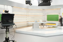 Television set Stock Image