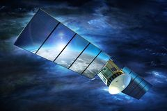Television Signal Satellite Stock Images