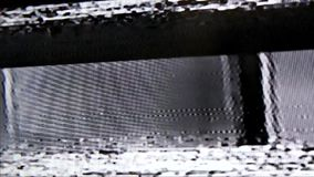 Television static noise. Old tv screen - HD video stock footage