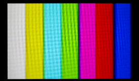 Television station signal Stock Photography