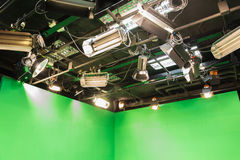 Television studio Stock Photography