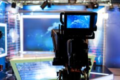 Television Studio Stock Photos