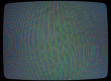 Television Texture Stock Image