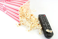 Television time Stock Photography