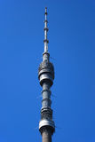 Television tower Royalty Free Stock Photography