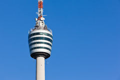 Television Tower Royalty Free Stock Photo