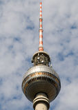Television tower - Berlin Stock Photo